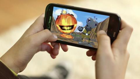 Mercado juegos móviles
