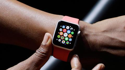 Apps nativas Apple Watch