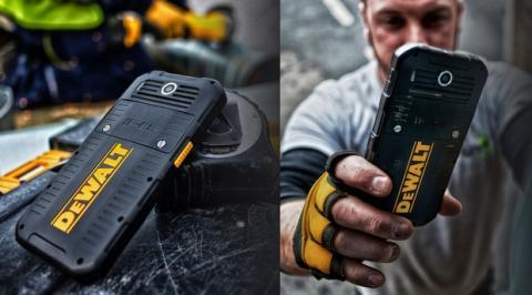 DeWALT Phone, el smartphone para obreros de la construcción