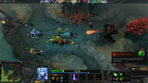 Los Amanos Llegan A Los Juegos Multijugador Online Gaming