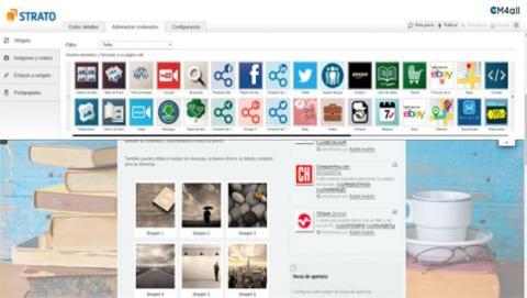 Inserta contenido externo a tu web con los Widgets