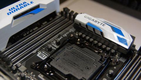 Gigabyte muestra sus placas base X99 para los Broadwell-E