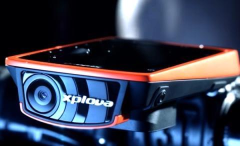 Xplova X5 con cámara inteligente