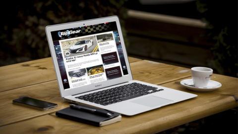 Axel Springer España lanza TopGear.es