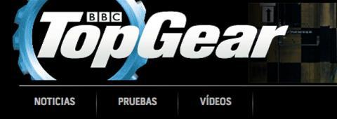 Axel Springer lanza TopGear.es en España
