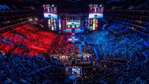 Los eSports generarán 500 millones de dólares este año