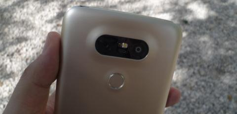 Trasera LG G5