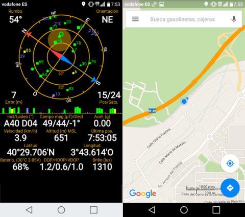 GPS Lg G5