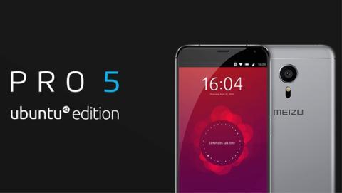 El smartphone Ubuntu más potente del mundo, por sólo 327€