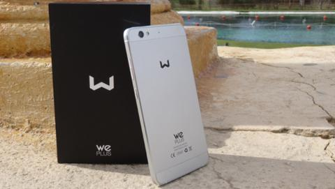 Weimei We Plus, ahora con funda libro y envío gratis