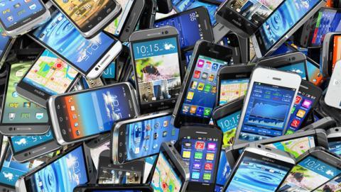 Las ventas de móviles se estancan a nivel mundial