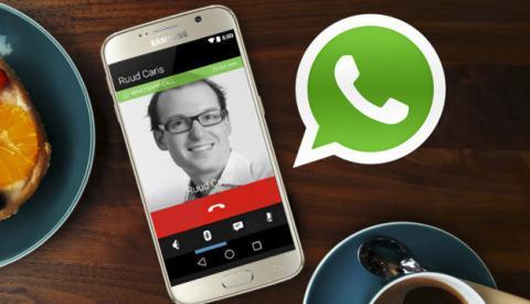 Whatsapp buzón de voz