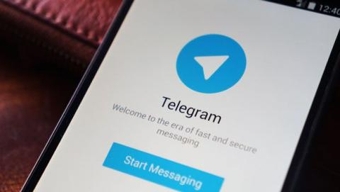 Telegram y google