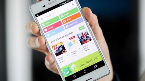 Anuncios en Google Play