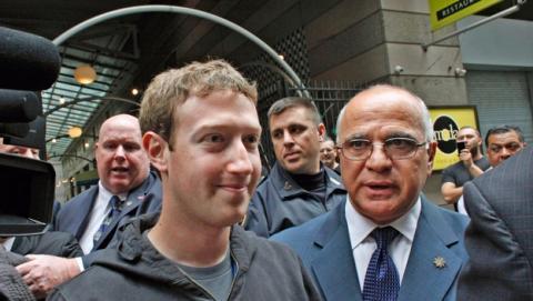 Cuánto le cuesta a Facebook proteger la vida de Mark Zuckerberg