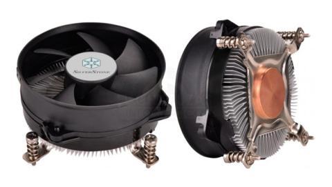 Nitrogon NT08-115X, nuevo disipador para CPU de bajo perfil
