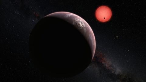 Exoplanetas similares a la Tierra