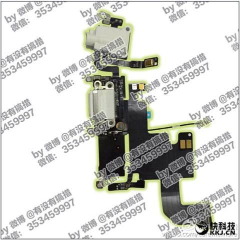 iphone 7 circuitos minijack