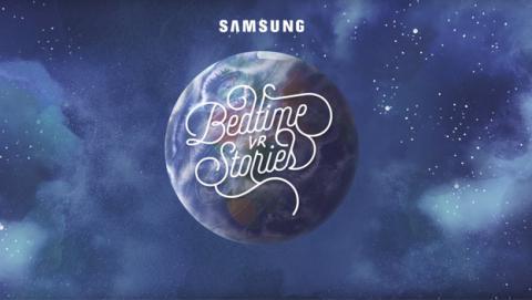Samsung trae la realidad virtual a los cuentos infantiles
