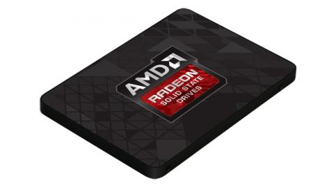 AMD presenta sus nuevos SSD Radeon R3 a precio reducido