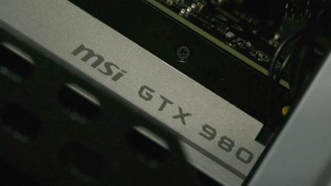 MSI GTX 980 Ti para las HTC vive