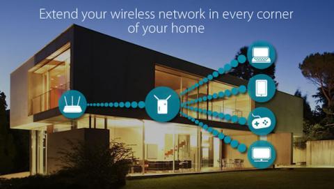 D-Link extiende tu cobertura de Wifi con DAP 1330