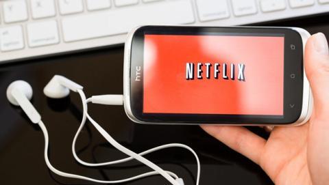 Netflix ya permite controlar cuántos datos móviles utiliza