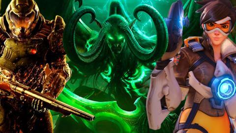 Los 7 juegos más esperados para PC de 2016