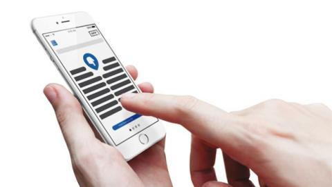ENTR incorpora un sistema de conexión inalámbrica Bluetooth LE cifrado mediante el que se sincroniza con una app instalada en tu smartphone o tablet.