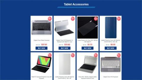 Actualmente, y hasta el día 9 de mayo, está activa la venta flash para las tablets Chuwi