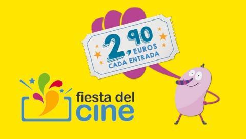 Comienza la Fiesta del Cine 2016 con entradas a menos de 3 euros