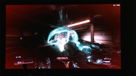 Gameplay de Doom con Vulkan