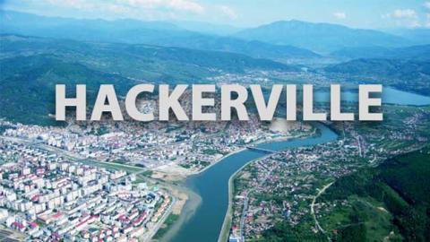 Hackerville rumania