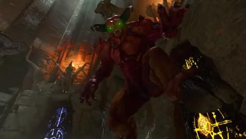 Doom correrá la nueva api Vulkan