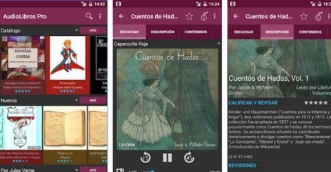 Audiolibros gratis: cómo grabarlos, cómo conseguirlos