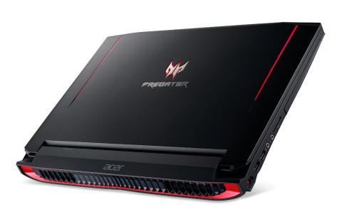 Diseño del Acer Predator 15