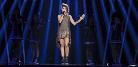 Eurovision Barei Spain