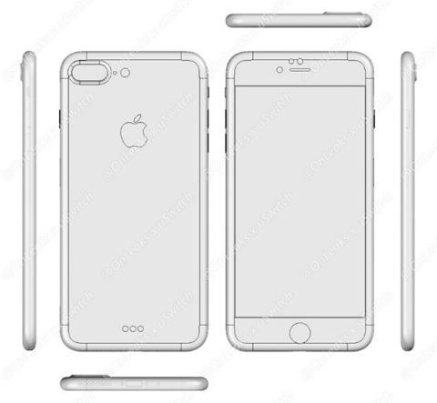 iphone 7 plus 3d