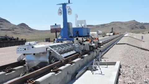 Hyperloop One completa con éxito la prueba de su sistema de propulsión