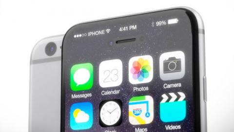 iPhone 7s concepto diseño
