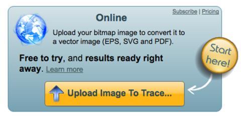 Cómo vectorizar una imagen gratis y online