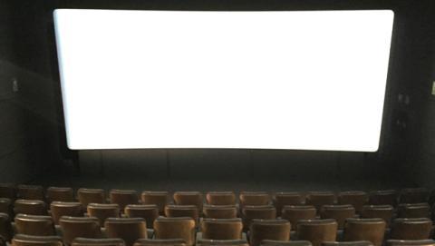 El aire del cine revela el género de la película proyectada