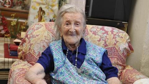 Emma Morano, la última persona viva nacida en el siglo XIX