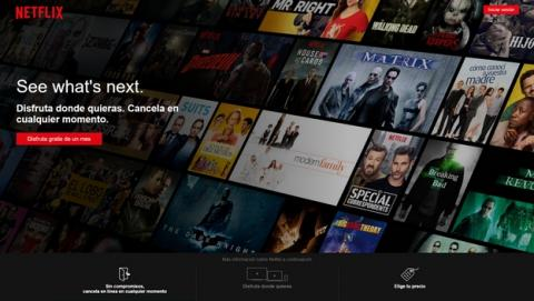 Una única cuenta permitirá ver Netflix en toda Europa