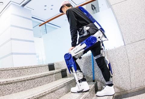 Hyundai ha creado un exoesqueleto al estilo Iron Man