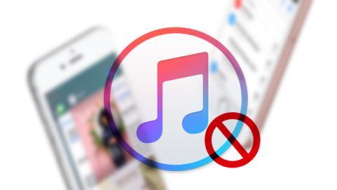 Problemas de conexión con iTunes