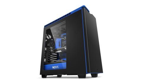 caja ATX NZXT H440