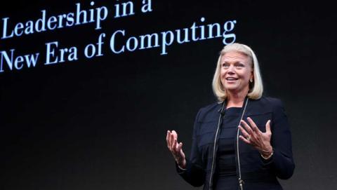 Ceo de IBM, Ginni Rometty