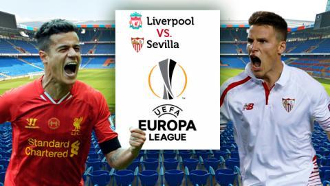 ver liverpool sevilla, liverpool vs sevilla, ver final europa league, ver online liverpool sevilla
