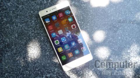 Huawei P9 Lite: brillo en exteriores